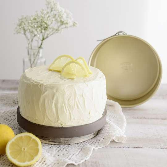 Dr. Oetker: Springform mit Kuchen