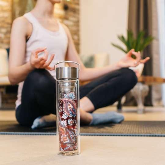 Eigenart Dekor 'Fireflower' / Flowtea / Mood Yoga 1