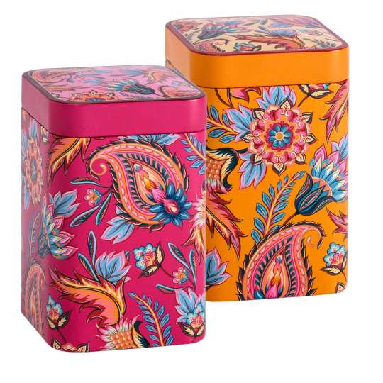 Eigenart: 'Fireflower' – Teedosen, 100 g