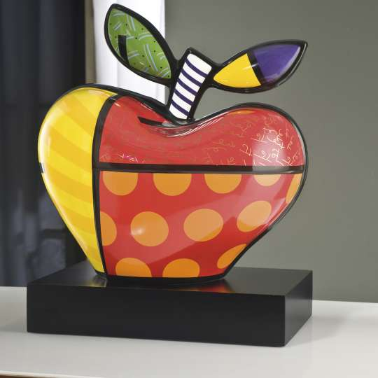 Goebel Pop Art Romero Britto Figur Big Apple 2017_Mood