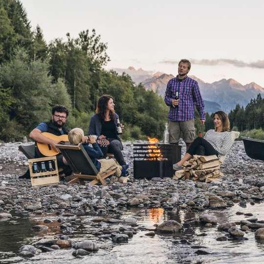 Cube von höfats - Mood Flussufer