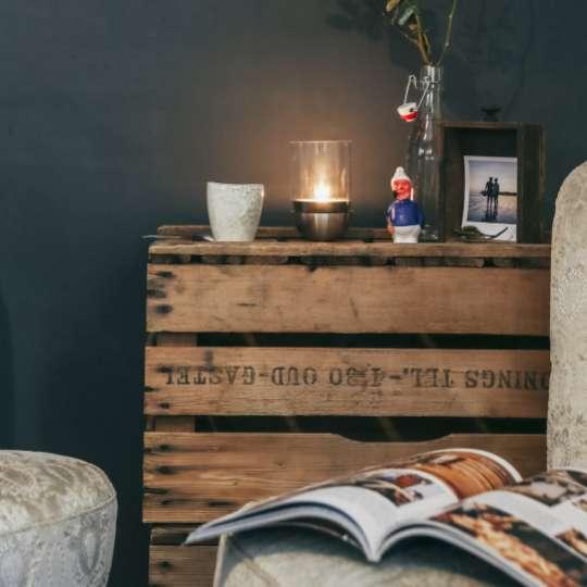 Gravity Candle von höfats - Mood indoor, Beistelltisch
