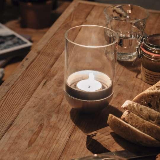 Gravity Candle von höfats - Mood Holztisch