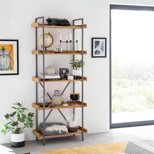 Bücherregal für Micro Wohnen