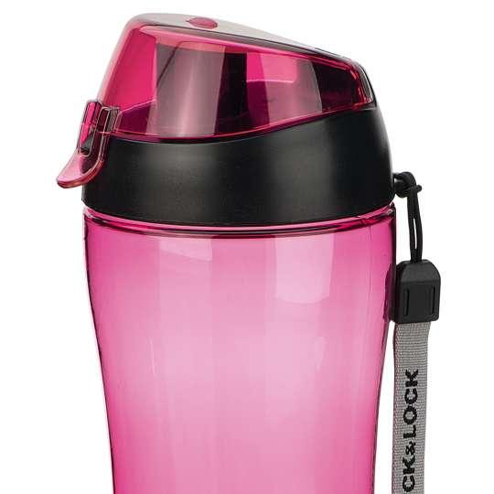 iSi Lock & Lock Sportflasche rosa