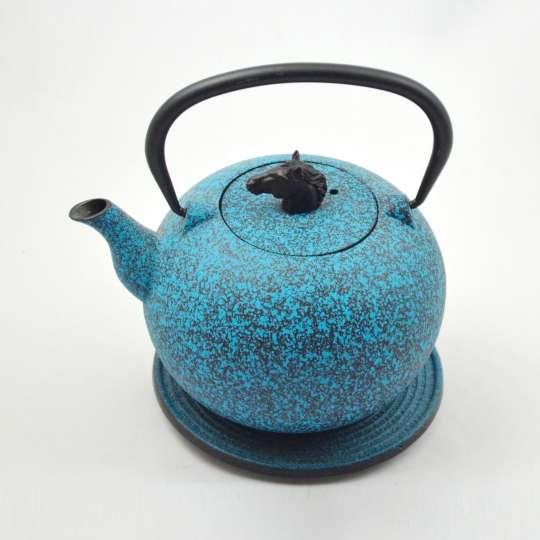 JA-UNENDLICH: Teekanne aus Gusseisen, Country, Modell Tama