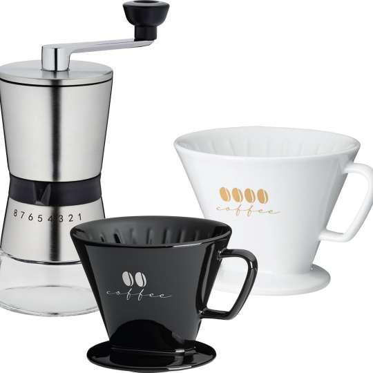 kela: Kaffee Filter Kaffeemühle