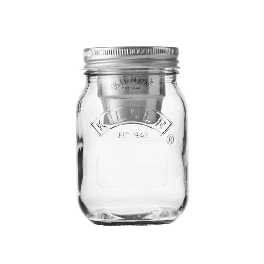 Kilner SNACK TO GO Glas 0.5 Liter 0025.816