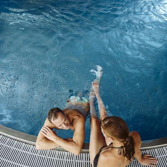 Falkensteiner Hotel Grand MedSpa Marienbad, Pool-2