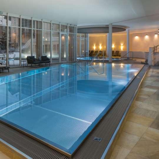 Falkensteiner Hotel Grand MedSpa Marienbad, Pool