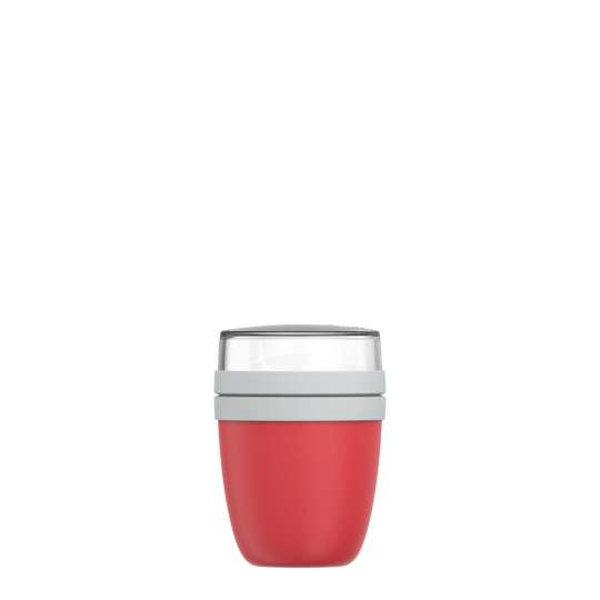 Mepal: Lunchpot Ellipse mini 300 + 120 ml Nordic red