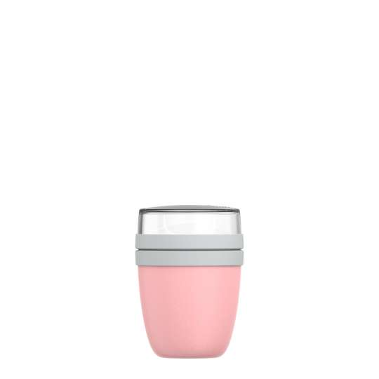 Mepal: Lunchpot Ellipse mini 300 + 120 ml Nordic pink