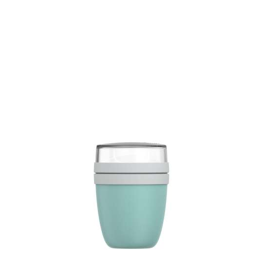 Mepal: Lunchpot Ellipse mini 300 + 120 ml Nordic green