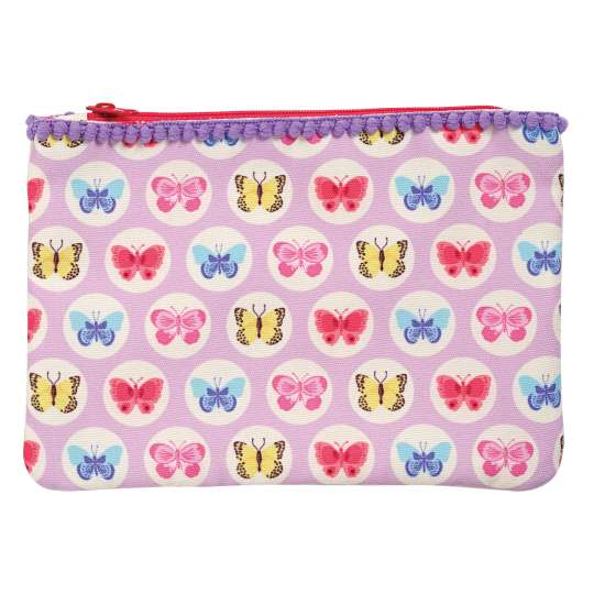 Mila: 'Fly with the butterfly' / Täschchen pink, 30301