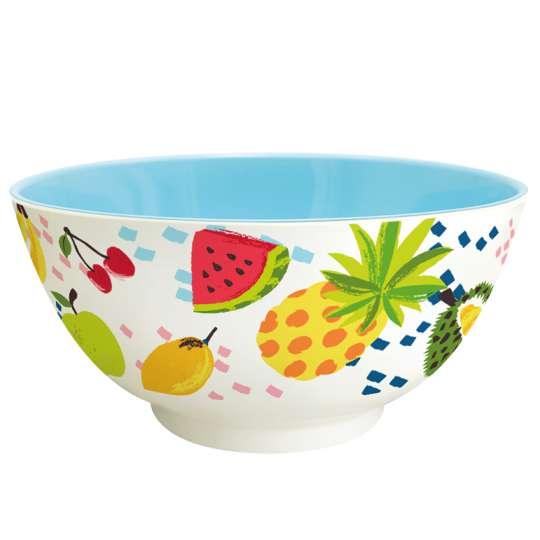 Mila: Kollektion Ginger / Thema 'Fruits' - Melamin Schale 30670