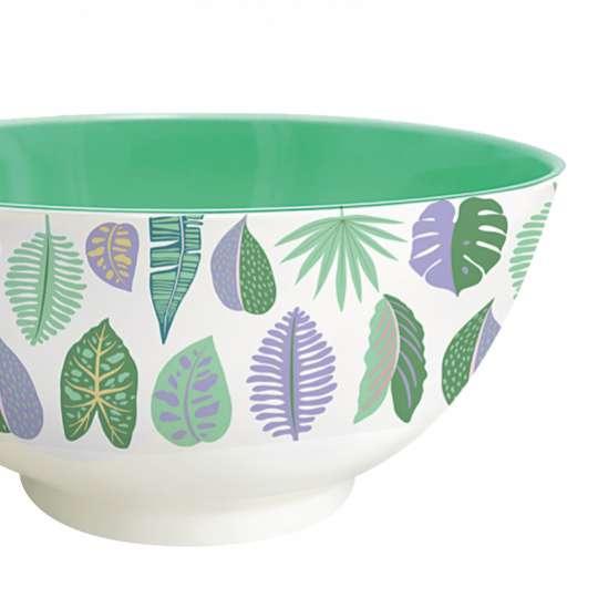 Mila: Kollektion Ginger / 'Plants': Melamin Schale 30631