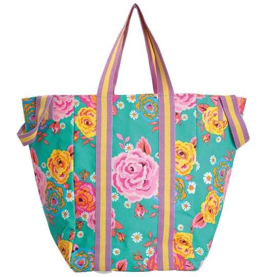 Mila: Ginger - Taschenkollektion 'Vintage Flower' Markttasche 30346