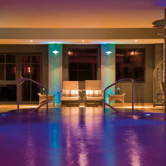 Strandhotel Ostseeblick - Pool