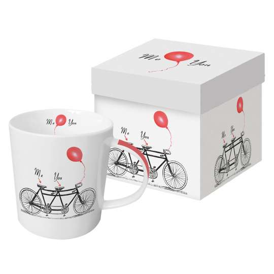 PPD Trend Mug Gift Box You and Me