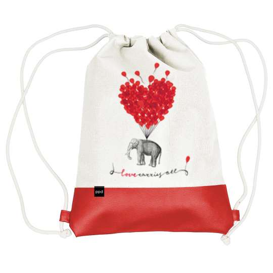 PPD City Bag Love Carries All