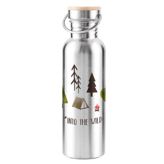ppd Stainless Steel Bottles - Into the Wild - 603924