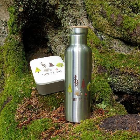 ppd Stainless Steel Bottles - Stimmungsbild Wald