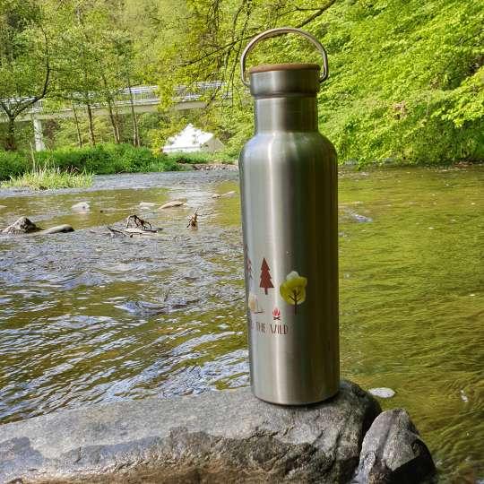 ppd Stainless Steel Bottles - Stimmungsbild Fluss