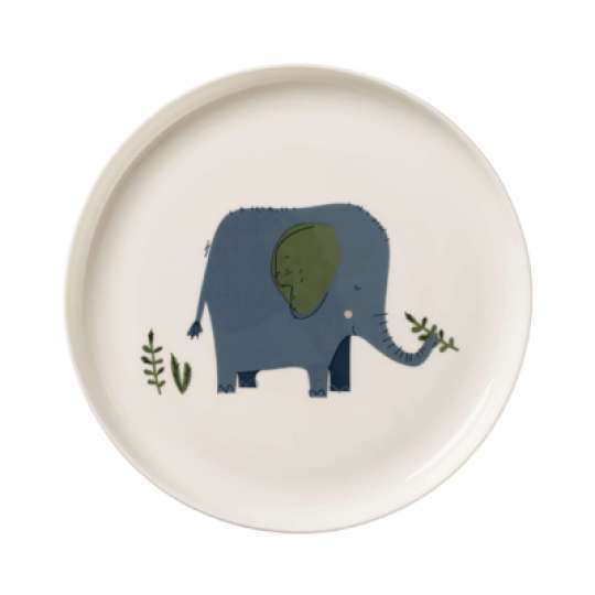 ASA Selection 38950314_kindergeschirr-elefant-teller-tabletop