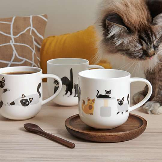 Becher Coppa-Cats-and-Dogs