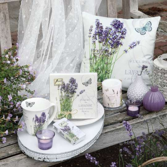 Ambiente Europe Bunch of Lavender Serie