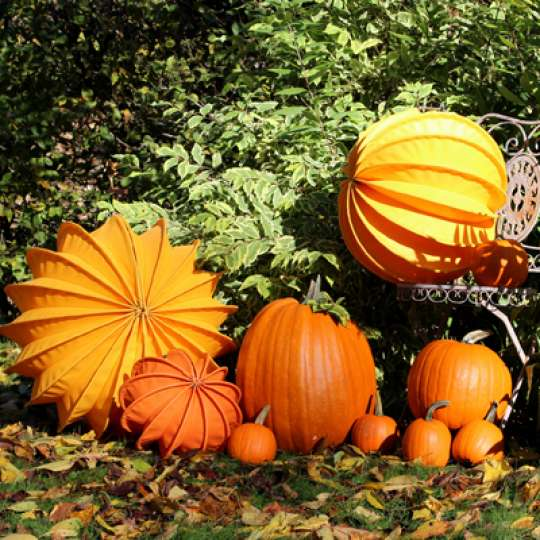 Barlooon: der wetterfeste Lampion als Herbstdeko