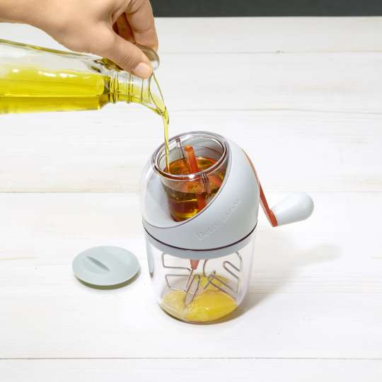 Betty Bossi Sauce Maker Anwendung