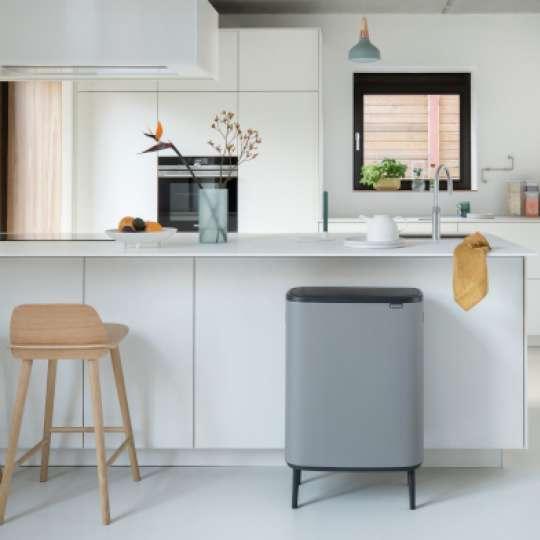 Bo Touch Bin Hi von BRABANTIA - Abfallbehälter und Designobjekt