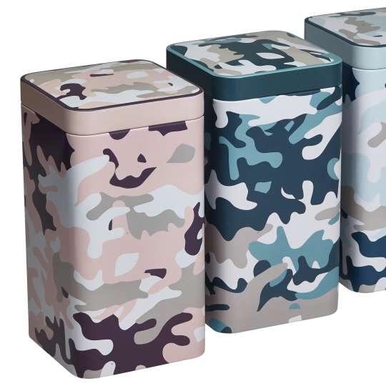 Eigenart Neuheiten Camouflage Dose