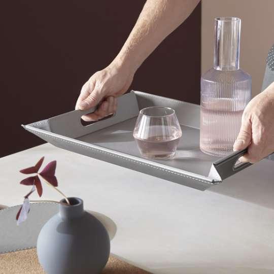 Wendbare, stylische Tabletts und Tischsets