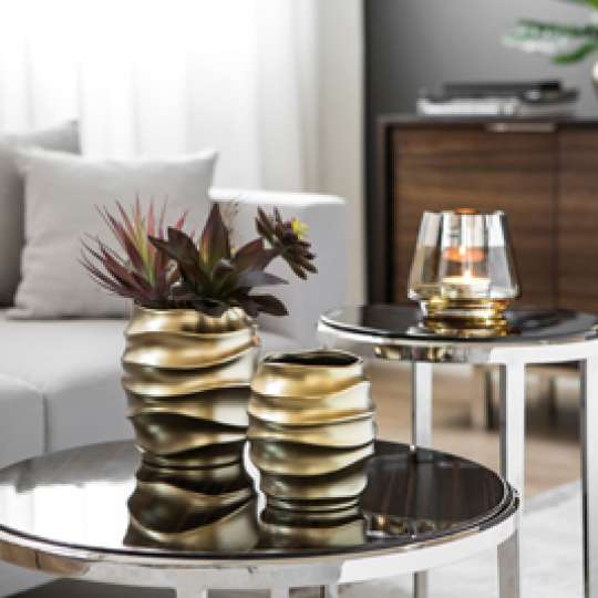 FABIA Vasen und Windlichter