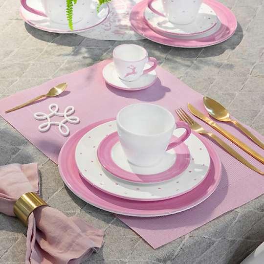 Gmundner Keramik / Farbneuheit 2020 - Ein Traum in Rosa