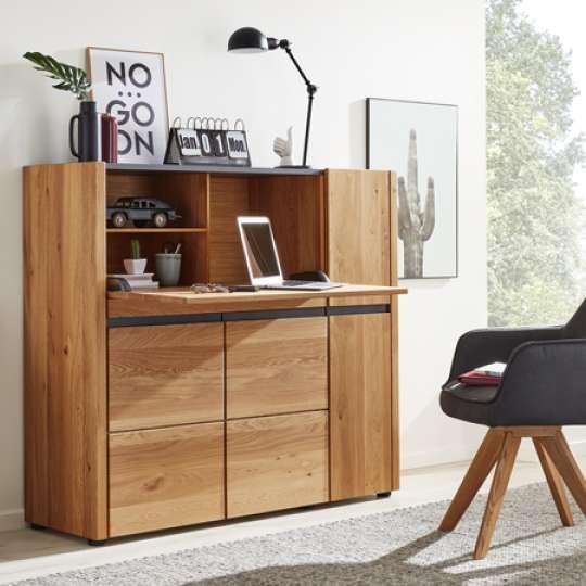 Natürlichkeit, sanfte Frischefarben & clevere Home Office Ideen