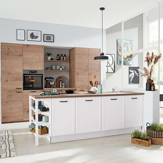 Interliving - Küche Serie 3036