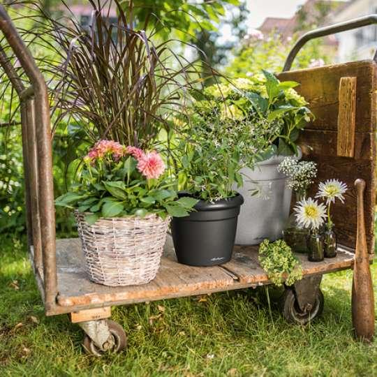 Sommerzeit ist Draußen-Zeit! Stylische Pflanzenparadiese mit Lechuza.