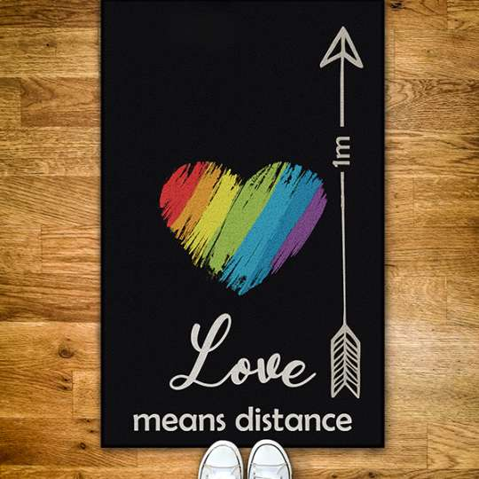 Love-Means-Distance