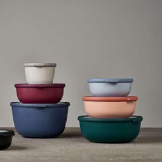 Mepal-cirqula multi bowl colour overview