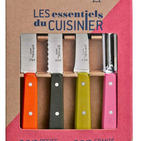Opinel Küchenmesser-Set Fifties