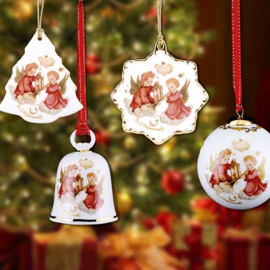 Reutter H Weihnachtsengel Hängeware Stimmungsbild
