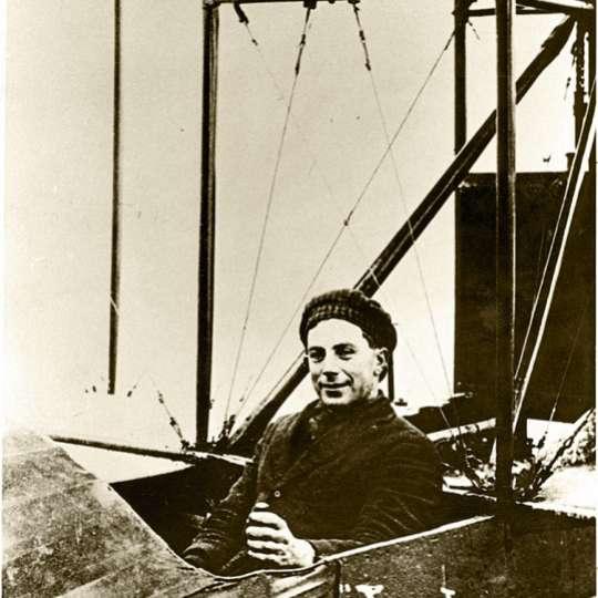 Der erste kommerzielle Flug der Welt startete in St. Pete/Clearwater