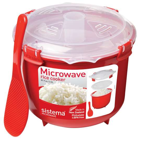 sistema Microwave – Vielfältiges Zubereiten in der Mikrowelle