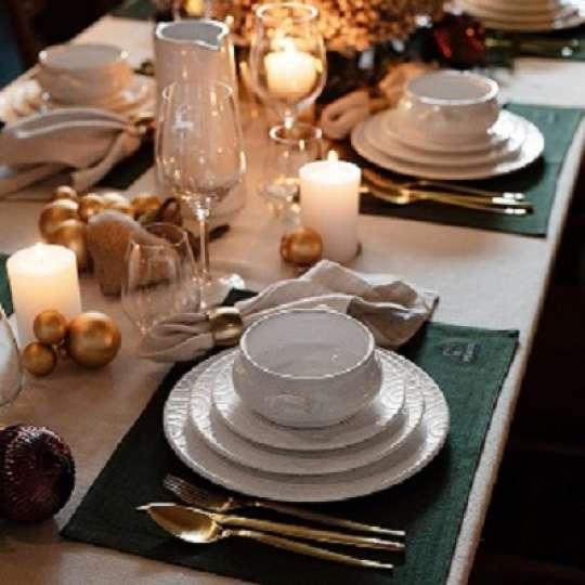 White Christmas - Gmundner Keramik