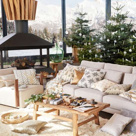 Tom Tailor Sofa Sessel Kissen XMAS 2018