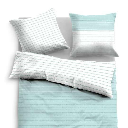 TOM TAILOR - Bettwäsche - Streifen und Pastell