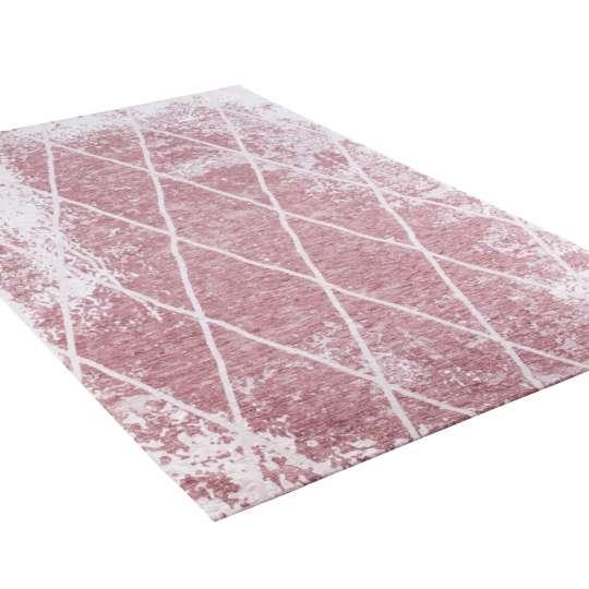 Feine Linien und weiche Fasern - Teppich FINE